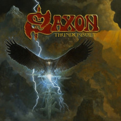 Saxon - Thunderbolt, 1CD, 2018