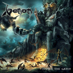 Venom - Storm the gates,...