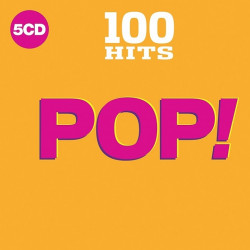Kompilace - 100 hits-Pop!,...