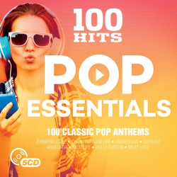 Kompilace - 100 hits-Pop...