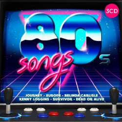 Kompilace - 80s songs, 3CD,...