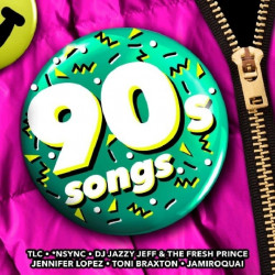 Kompilace - 90s songs, 3CD,...