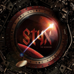 Styx - The mission, 1CD, 2017