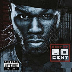 50 Cent - Best of, 1CD, 2017