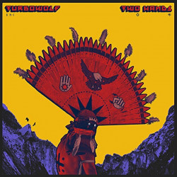 Turbowolf - Two hands, 1CD,...