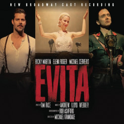 Soundtrack - Evita - New...