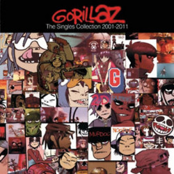 Gorillaz - The singles...