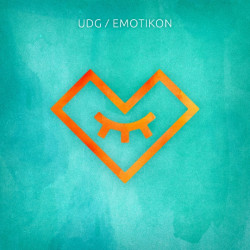 UDG - Emotikon, 1CD, 2016