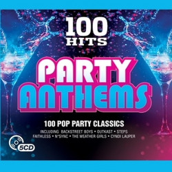 Kompilace - 100 hits-Party...