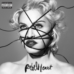 Madonna - Rebel heart, 1CD...