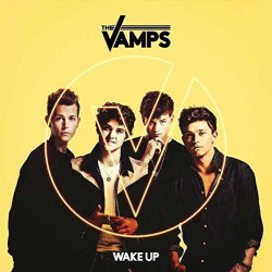 The Vamps - Wake up, 1CD, 2015