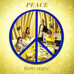 Peace - Happy people, 1CD,...