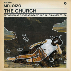 Mr. Oizo - The church, 1CD,...
