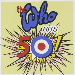 The Who - 50 hits, 1CD, 2014