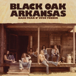 Black Oak Arkansas - Back...
