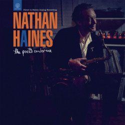 Nathan Haines - The poet's...
