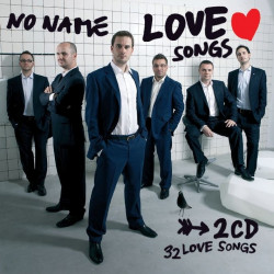 No Name - Love songs, 2CD,...