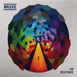 Muse - The resistance, 1CD,...