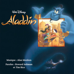 Soundtrack - Aladdin, 1CD,...