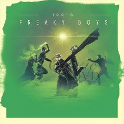 100°C - Freaky boys, 1CD, 2014