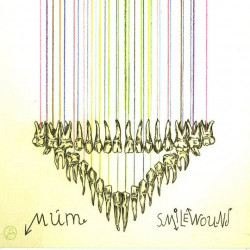 Múm - Smilewound, 1CD, 2013
