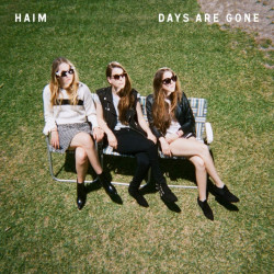 Haim - Days are gone, 1CD,...