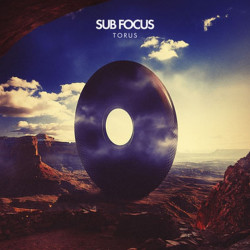 Sub Focus - Torus, 1CD, 2013