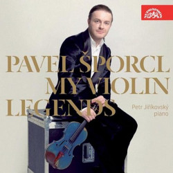 Pavel Šporcl - My violin...