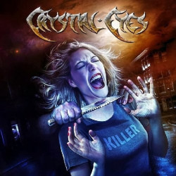 Crystal Eyes - Killer, 1CD,...