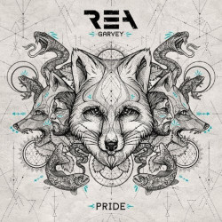 Rea Garvey - Pride, 1CD, 2014