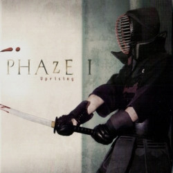Phaze I - Uprising, 1CD, 2014