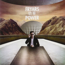 Fryars - Power, 1CD, 2014