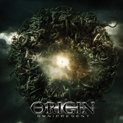 Origin - Omnipresent, 1CD,...
