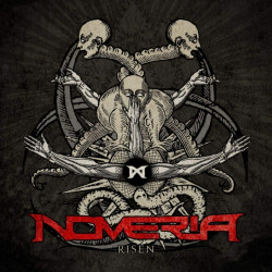 Noveria - Risen, 1CD, 2014