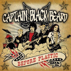 Captain Black Beard -...