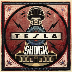 Tesla - Shock, 1CD, 2019