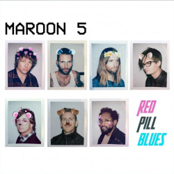 Maroon 5 - Red pill blues,...