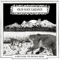 Old Man Lizard - Lone wolf...