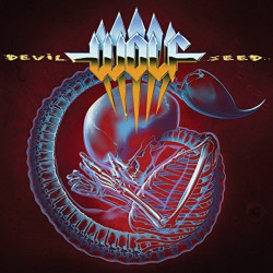 Wolf - Devil seed, 1CD, 2014