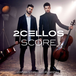 2Cellos - Score, 1CD, 2017