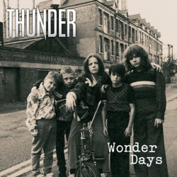 Thunder - Wonder days, 1CD,...
