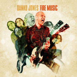 Danko Jones - Fire music,...