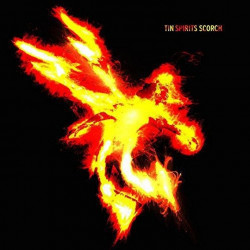 Tin Spirits - Scorch, 1CD,...