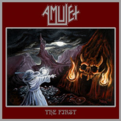 Amulet - The first, 1CD, 2014
