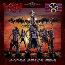 Lordi - Scare force one,...