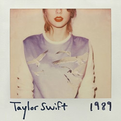 Taylor Swift - 1989, 1CD, 2014