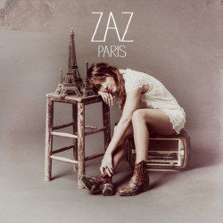 Zaz - Paris, 1CD, 2014
