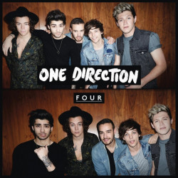 One Direction - Four, 1CD,...