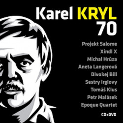 Karel Kryl - 70, 1CD+1DVD,...