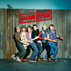 McBusted - McBusted, 1CD, 2014